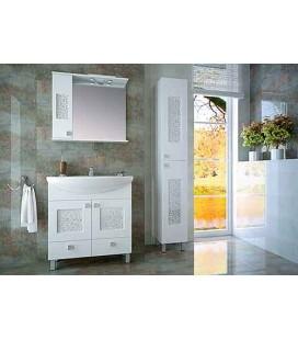 Комплект мебели для ванной Ирис (ВанЛанд)