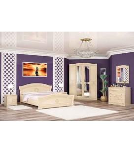 Спальня Милано (Мебель Сервис)