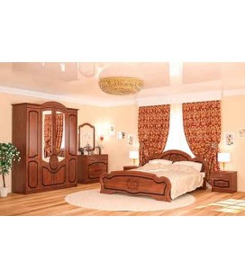 Спальня Барокко (Мебель Сервис)