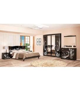 Спальня Ева (Мебель Сервис)