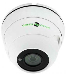 Антивандальная IP камера Green Vision GV-077-IP-E-DOF20-20