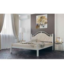 Кровать Эсмеральда (Металл-Дизайн)