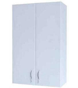 Навесной шкаф в ванную Базис 60-02 Пик