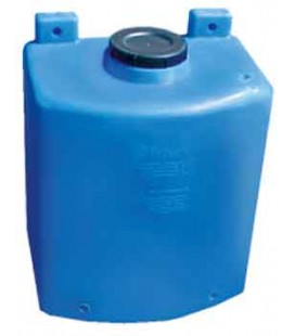 Настенная пластиковая емкость 80 л