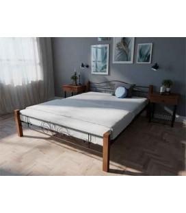 Кровать Лара Люкс Вуд Melbi