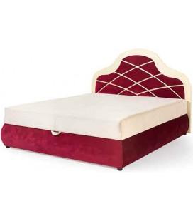 Мягкая кровать Флоренция Киевский Стандарт