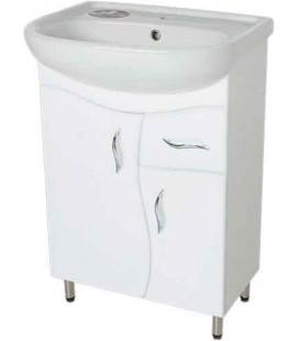 Тумба для ванной Эконом Эпика 55 Van Mebles