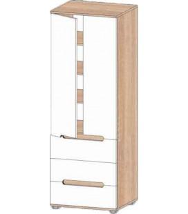 Шкаф СМ 2+3 Сучасні Меблі