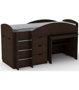 Кровать чердак Универсал Компанит