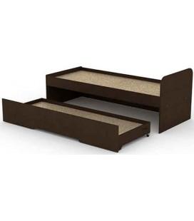 Двухъярусная кровать 80+70 Компанит