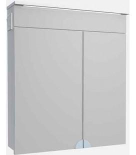 Зеркальный шкаф в ванную с LED подсветкой Allet Atmc-70 ВанЛанд