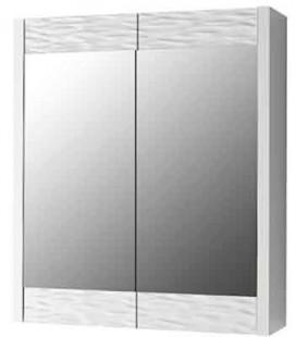 Зеркальный шкаф в ванную Роял Рз 1-70 ВанЛанд
