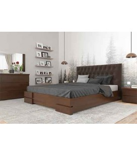 Кровать Камелия Ромб Арбор с подъемным механизмом