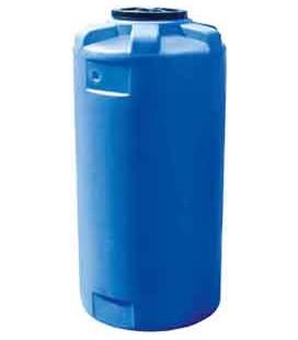 Пластиковая емкость вертикальная ODS 600 л