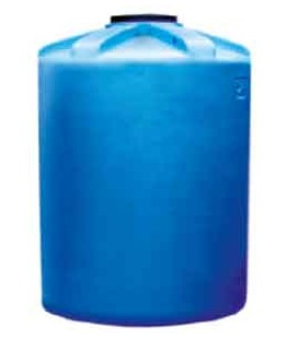 Пластиковая емкость вертикальная ODS 2000 л