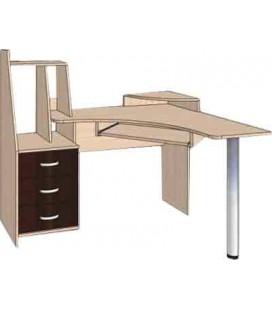 Угловой компьютерный стол ВС-238 Вертикаль