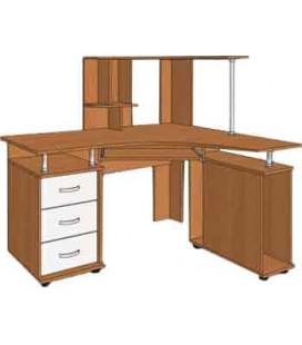Угловой компьютерный стол ВС-240 Вертикаль