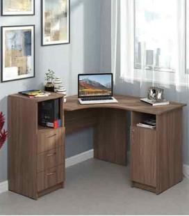 Угловой компьютерный стол Индиго Пехотин