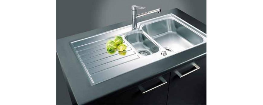Кухонные мойки: выбор изделия их нержавеющей стали