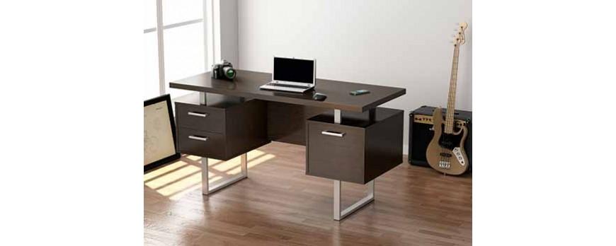 Письменный стол: оригинальные дизайнерские модели