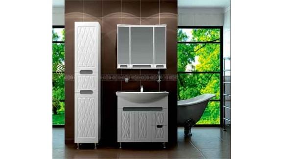Умывальник с тумбой: удобная и функциональная мебель в ванну