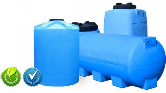 Пластиковые емкости: преимущества покупки